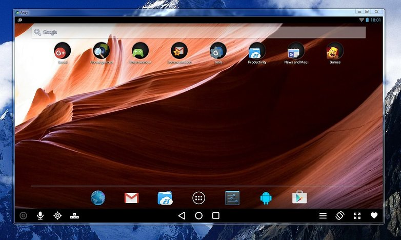 best android emulators for Mac and windows PC
