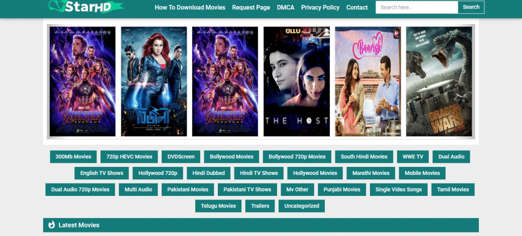 Bollywood movies download site
