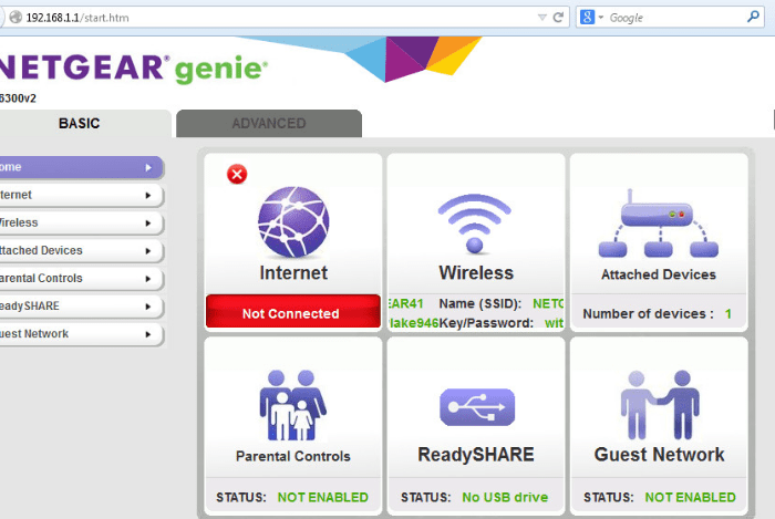 Netgear-Router-Login