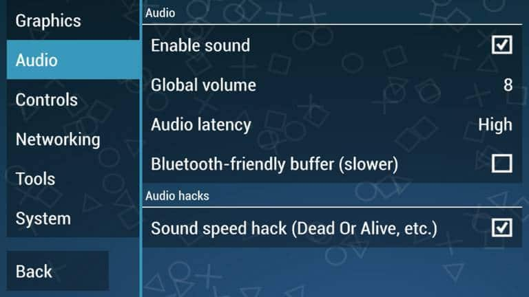 Best PPSSPP Setting