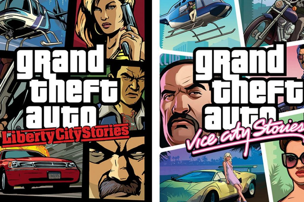 Grand Theft Auto – Vice City Stories