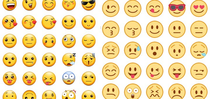 iPhone emojis for android phones