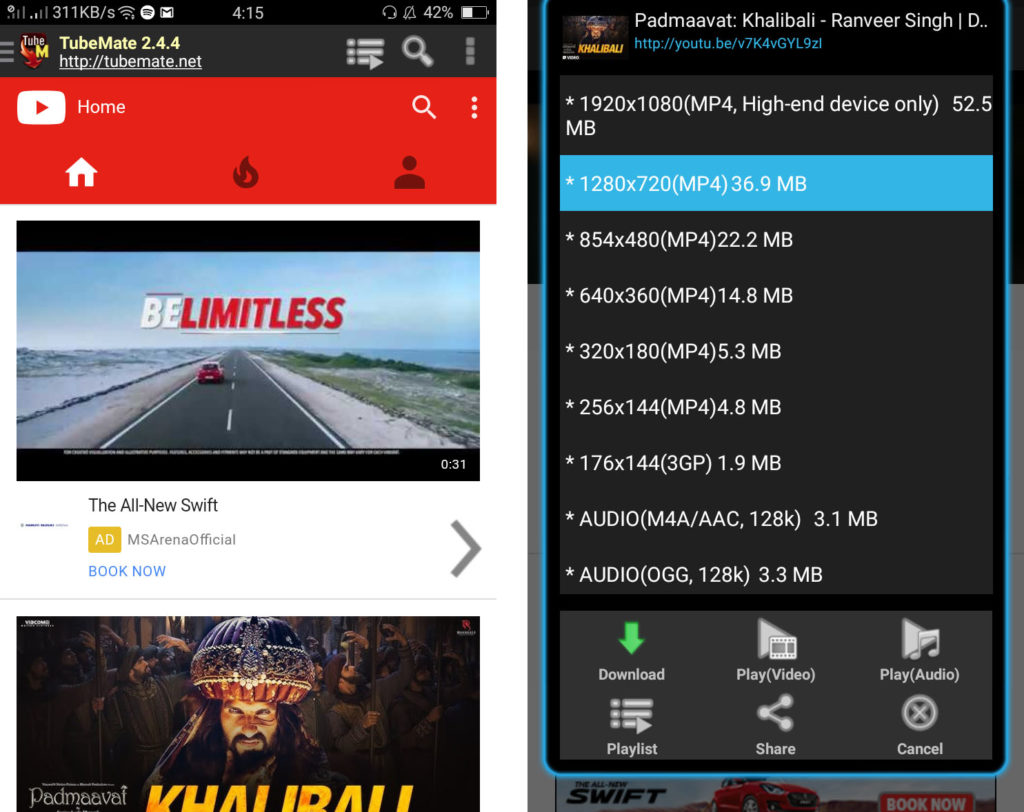 Tube-mate-Best-apps-for android-download