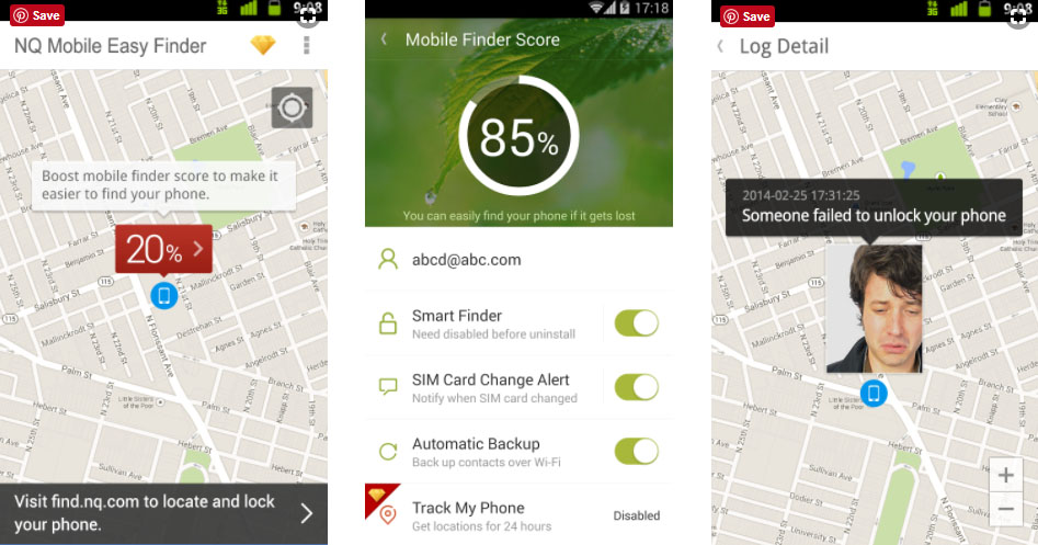 Easy-finder-&-Anti-theft-best-apps-for-android-mobie-Techmigi.com