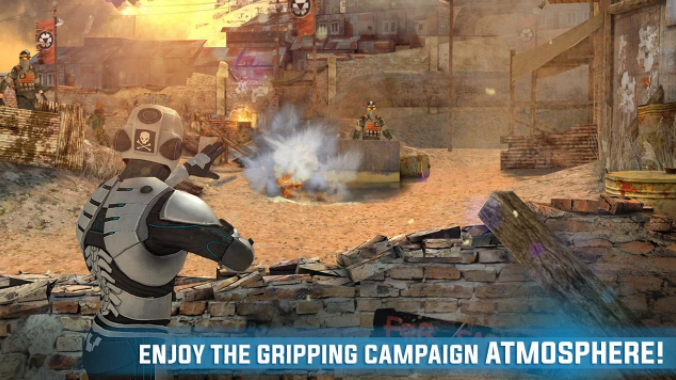 Best offline shooting games for Ios and android - Techmigi