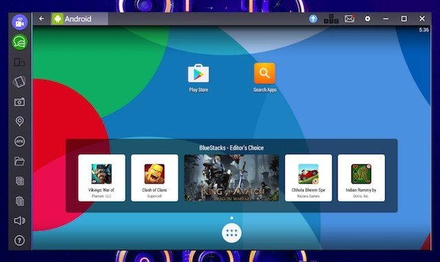 best android emulators for windows PC and Mac